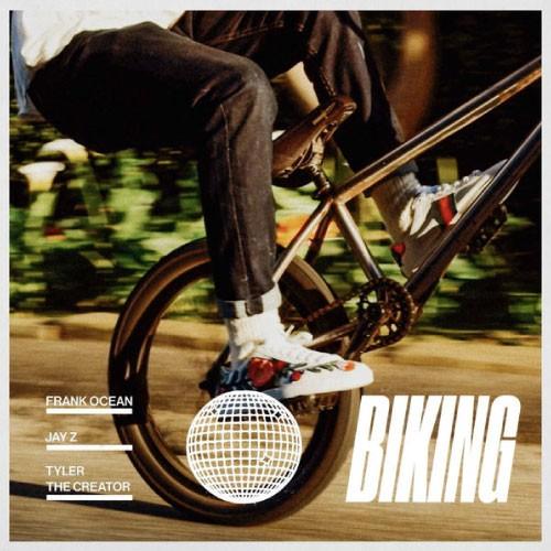 Frank Ocean - Biking featuring Jay Z & Tyler the Creator