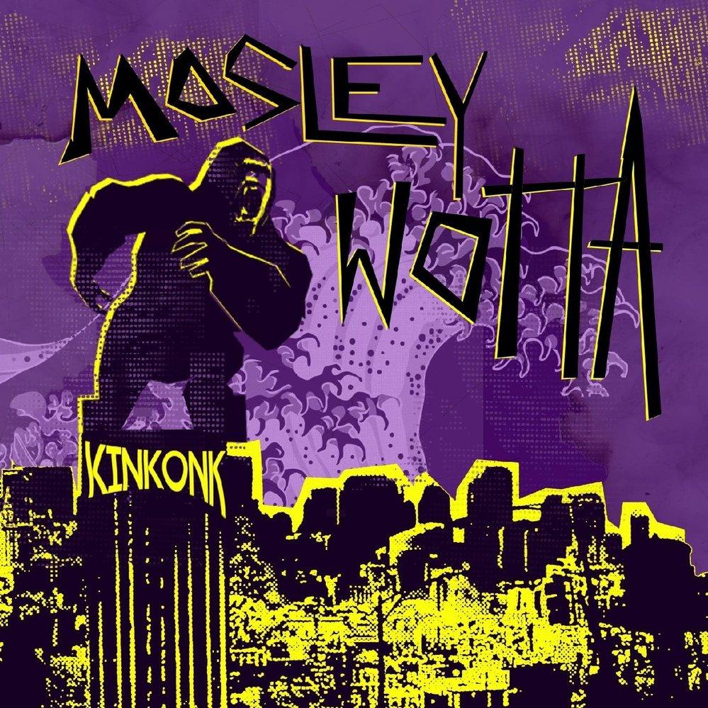 MOsley WOtta - Splash