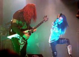 ARCH ENEMY: Fan-Filmed Footage Of Pratteln Concert