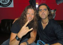 Ex-MEGADETH Guitarist CHRIS BRODERICK On DAVE MUSTAINE: He 'Knows What He Wants, And He's Very Decisive'