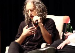 METALLICA's KIRK HAMMETT: 'Heavy Metal And Horror Movies Come From The Same Sources'