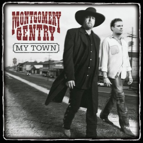 Monetgomery Gentry - My Town
