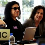 PAUL STANLEY And GENE SIMMONS Talk To ARENA FOOTBALL LEAGUE Team Owners In New '4th And Loud' Clip