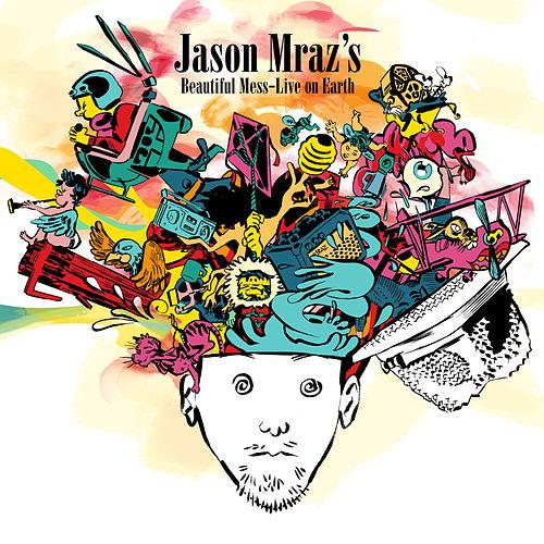 Jason Mraz - Sunshine Song (Live)