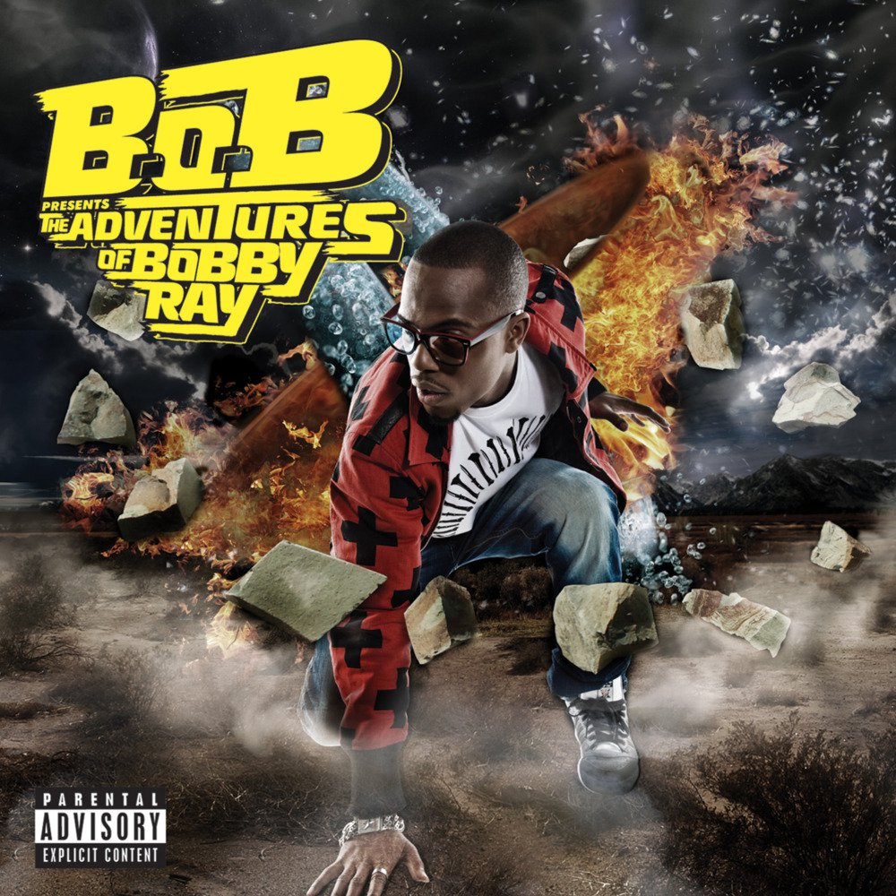 B.o.B featuring Janelle Monae - The Kids
