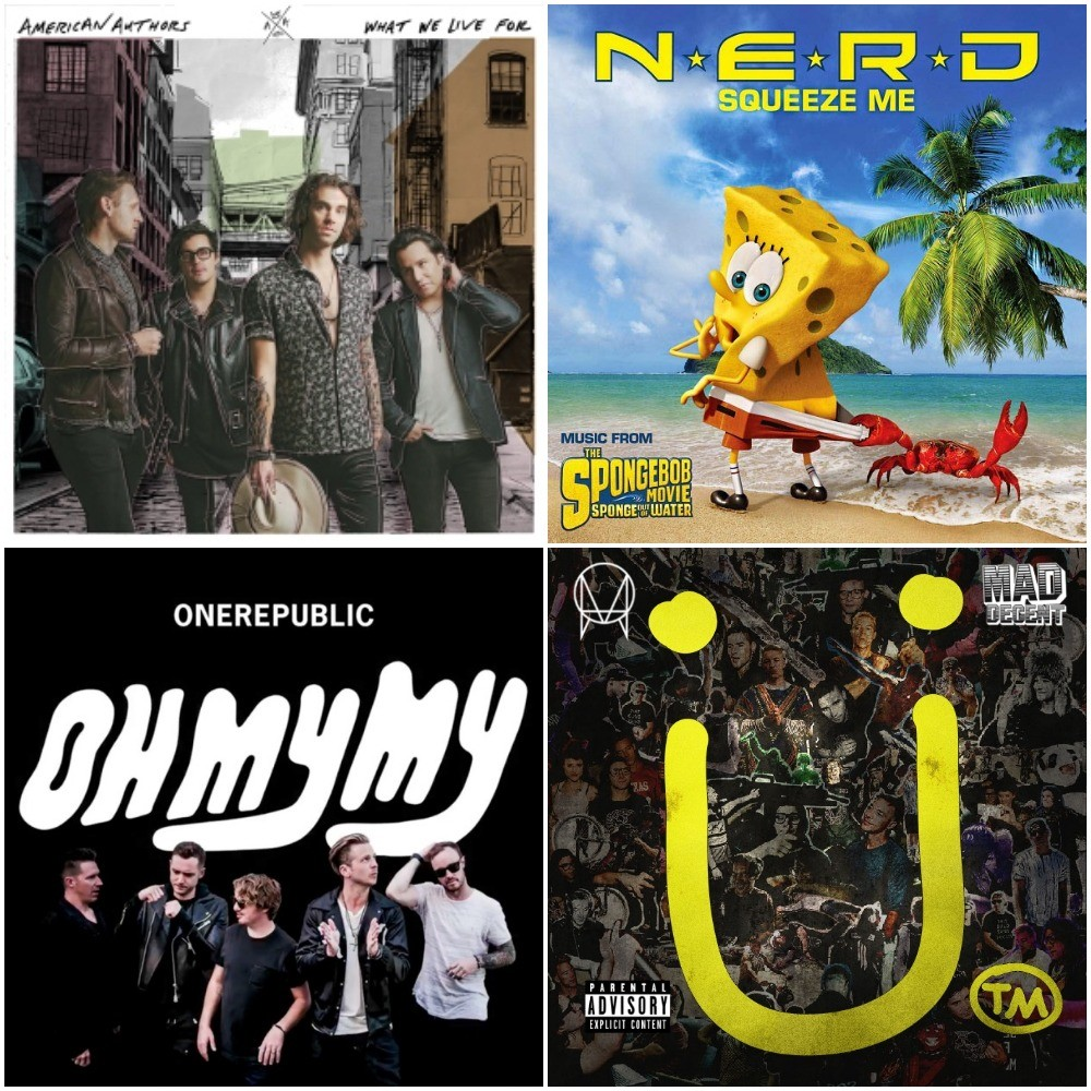 Week 52 2016 Playlist