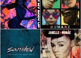 Weekly Playlist - 3-29-17